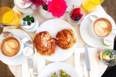 The PINK MACARON's Breakfast Guide