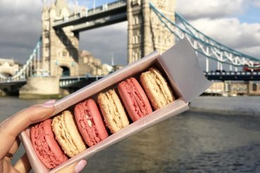 The PINK MACARON's Guide to London