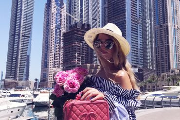 The PINK MACARON's Guide to Dubai