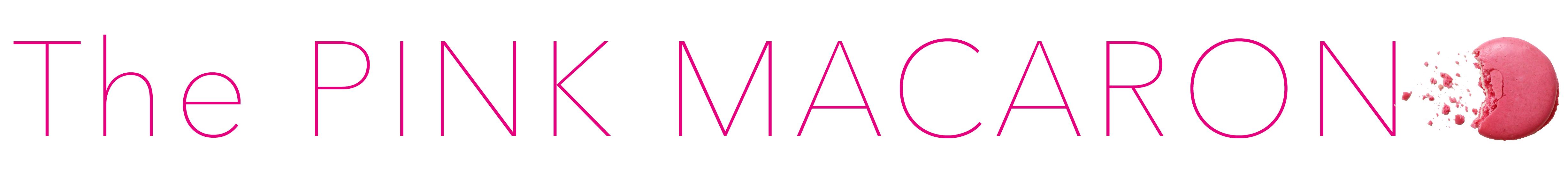 The PINK MACARON - Luxury Fashion & Lifestyle Blog from Munich