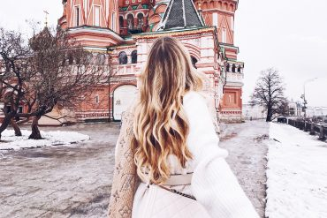 The PINK MACARON's Moscow Travel-Diary