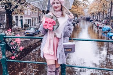 The PINK MACARON from Amsterdam with Love