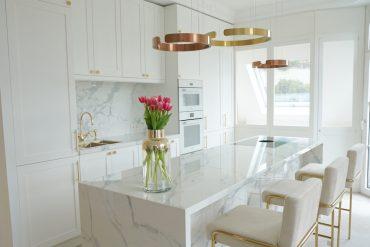 Our new dream kitchen by SapienStone